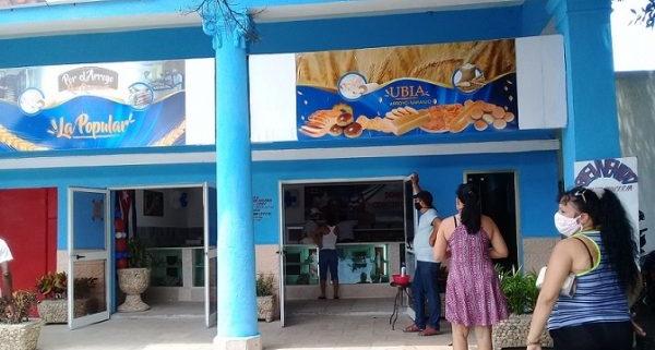 Prosigen inversiones en panaderías de Arroyo Naranjo