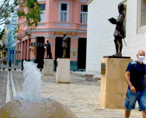 Cuba reports only three cases of coronavirus on Father's Day