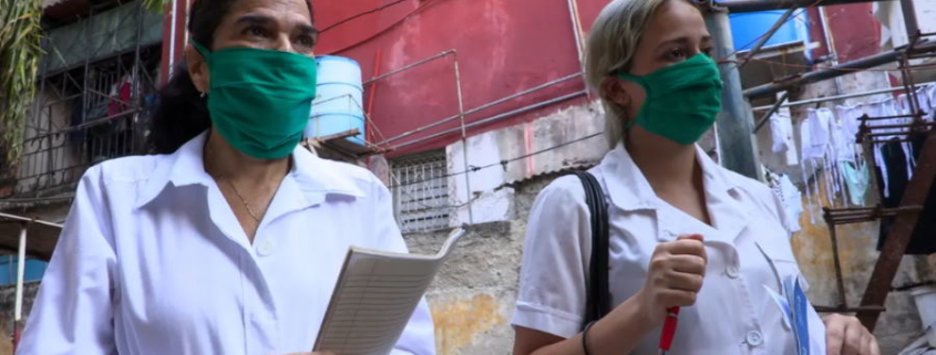 Cuba sets example with successful programme to contain coronavirus