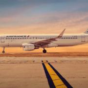 Itinéraire des vols de Air France entre La Havane et Paris en mai