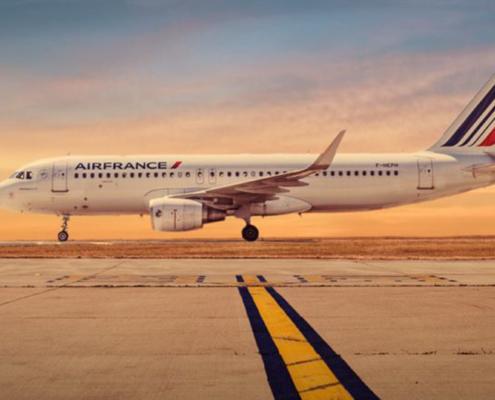 Air France revient a La Havane