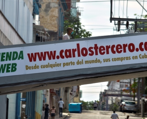 Online shopping a steep learning curve for Cuba