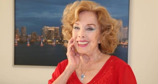 In Cuba remains of Rosita Fornés, the funeral will be this Tuesday