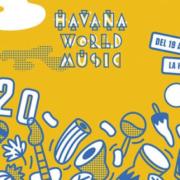Concurso Primera Base de Havana World Music celebrará su edición online