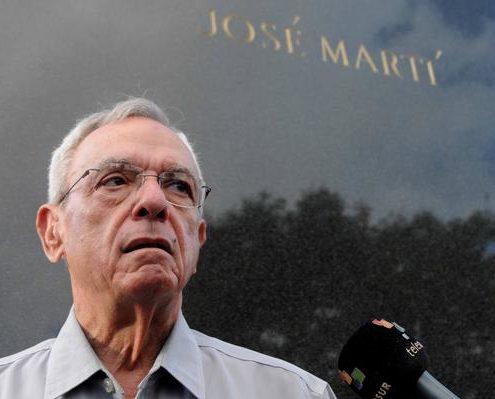 Falleció Eusebio Leal, historiador de La Habana