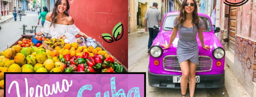 The Vegan Movement Progressing in Cuba