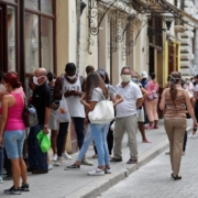 Cuba's first virus-free day in four months