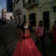 Face mask fashion: Cuban quinceaneras in the coronavirus era