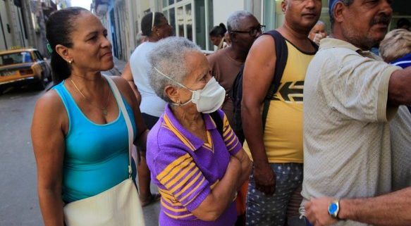 Recovery Setback in Western Cuba with New Covid-19 Outbreaks