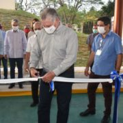Cuba inaugurates plant to produce drug against COVID-19