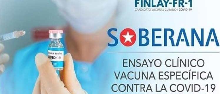 Llega a Irán primer envío de vacunas fabricadas en Cuba