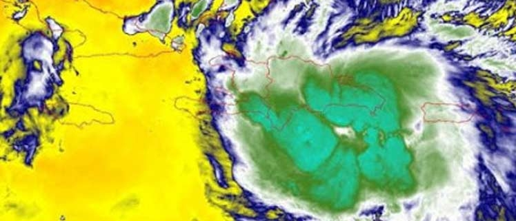 Laura will gain intensity and will approach eastern Cuba