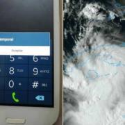 Etecsa enfrenta caídas de la red móvil en todo el país, tras el paso de Laura