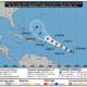 Tormenta tropical Josephine se convierte en oncena depresión tropical de la temporada