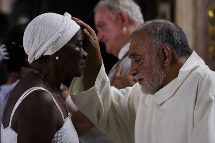 A monastery reopens in Cuba after 125 years — and a hurricane threatens to close it for good