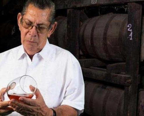 Falleció el Primer Maestro del Ron Cubano