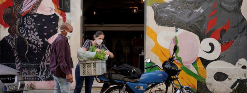Cuba's entrepreneurs reinvent to survive pandemic