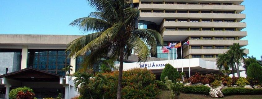 Un ascenseur du Meliá Habana tombe et cause de graves blessures