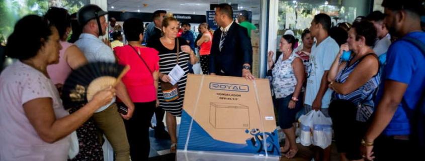 Trump adds popular Cuban debit card to restricted list