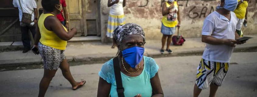 Cubans celebrate their saints despite outbreak of COVID-19