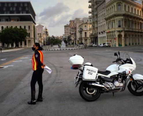 Havana Governor Prolongs Curfew Until September 30