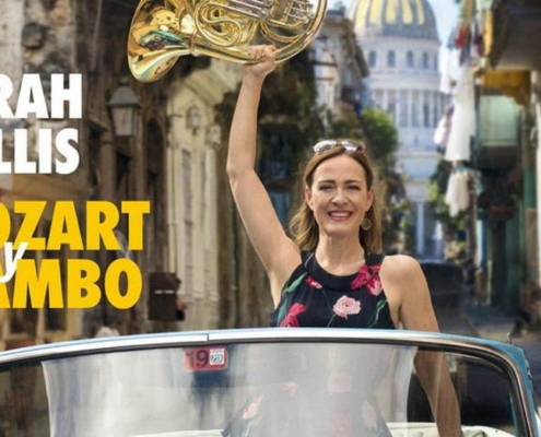 Sarah Willis in Havana with Mozart y Mambo!