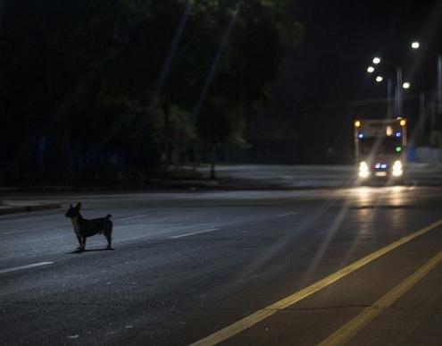 La Havane vit la première nuit des restrictions