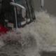 Lluvias intensas inundan zonas bajas de La Habana