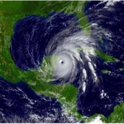 September months with the highest hurricane formation