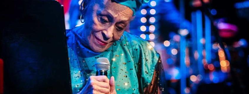 Omara Portuondo celebra al bolero como Patrimonio Inmaterial cubano