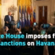 White House imposes fresh sanctions on Havana (Video)