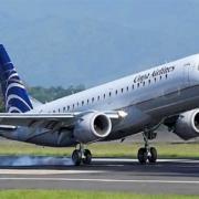 Copa Airlines redujo a tres sus vuelos semanales entre Panamá y La Habana