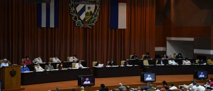 Cuba approves Law of the President and Vice President of the Republic