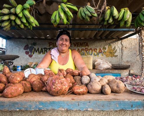 Cuba relâche le monopole d'État sur les ventes alimentaires en pleine crise