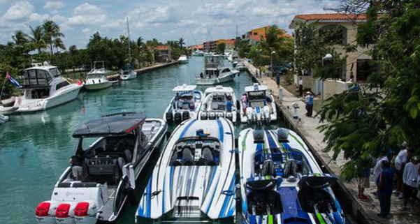 Hemingway Marina reopened for foreign boats