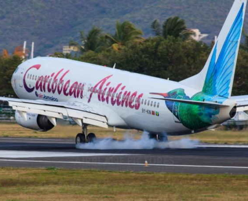 Caribbean Airlines relocates check-in counter at Cuban airport