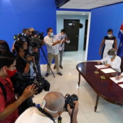 Cuba inaugurates foreign investment office in Havana