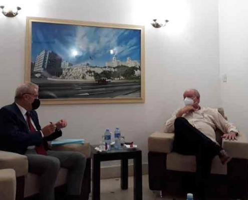 Cuba, France préparent la réunion de la Commission économique bilatérale