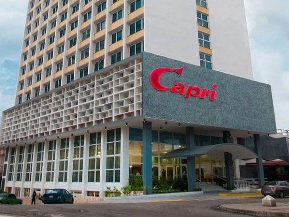 Hotel NH Capri pronto reabrirá sus puertas en La Habana