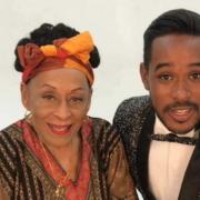 Omara Portuondo y la Orquesta Failde en concierto con público