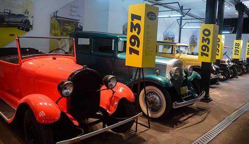 Abierto al público el Museo del automóvil en La Habana