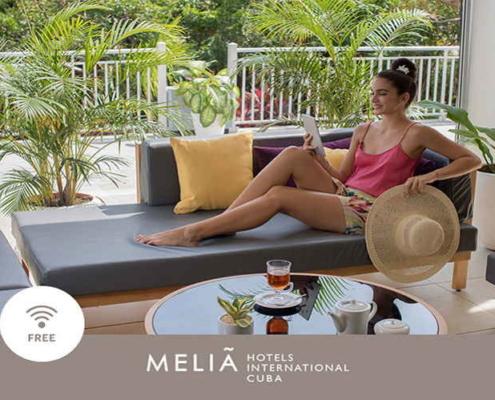 Hoteles de Meliá en Cuba ofrecerán conexión gratuita a Internet