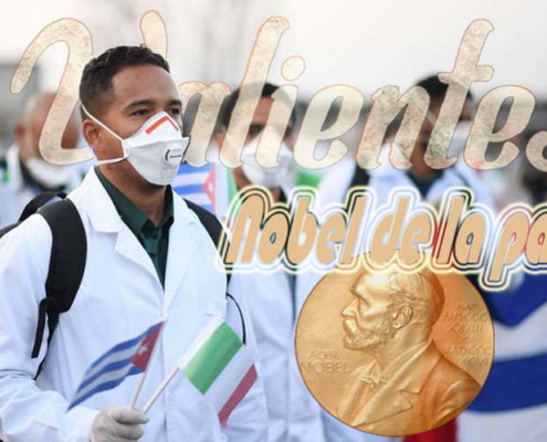 Cuban doctors add another four British Nobel nominations