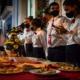 Fiesta de sabores en el barrio San Isidro