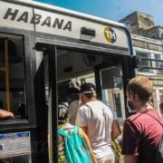 Establecen nueva tarifa en el transporte público
