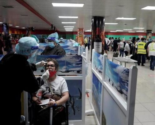 Cuba to require pre-arrival COVID-19 tests as cases rebound