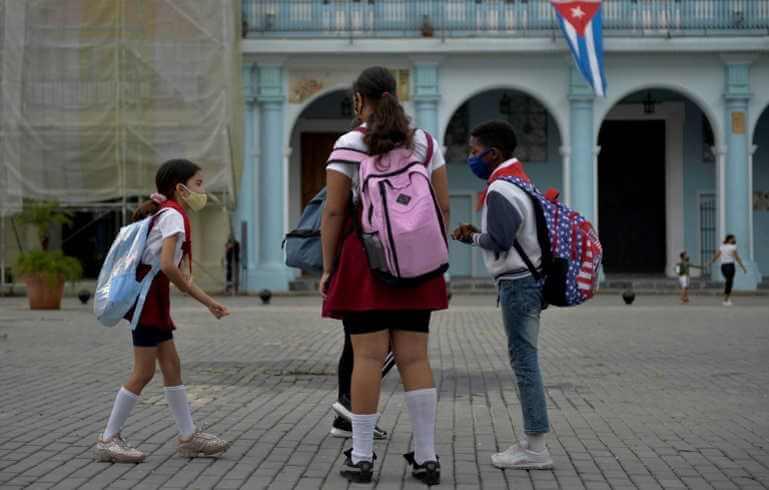 Cuba closes schools, bars and restaurants as coronavirus rebounds