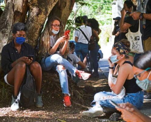L'internet mobile, une nouvelle révolution pour Cuba