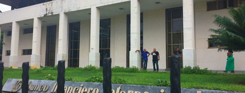 US sanctions Cuban Bank for ties with military