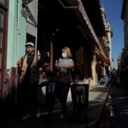 Tourists stream back to Havana despite tough COVID-19 protocols